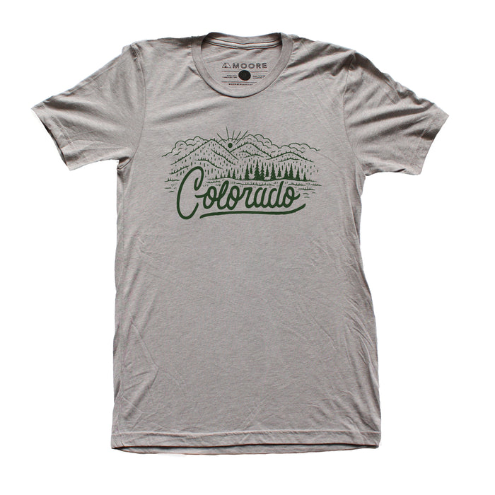 Colorado Tee-Gray