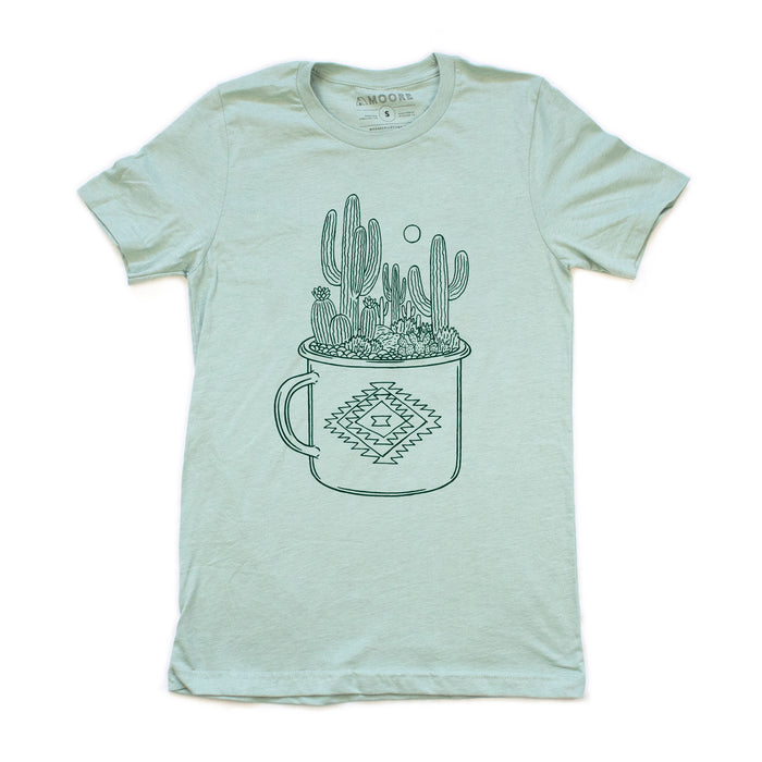 Cactus Cup Tee