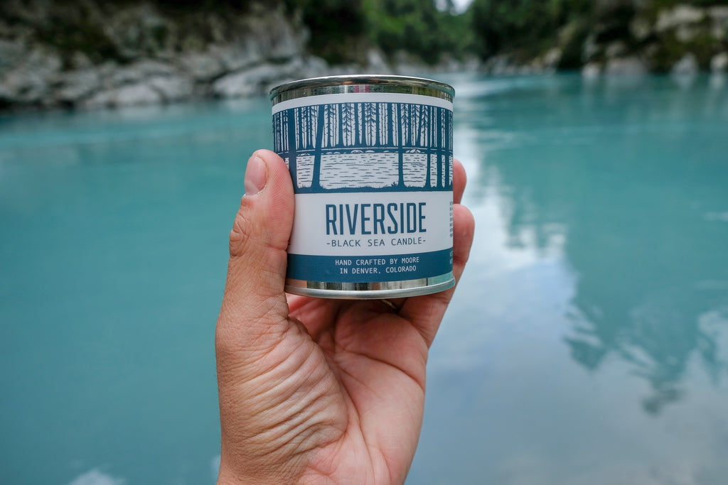 Riverside Candle