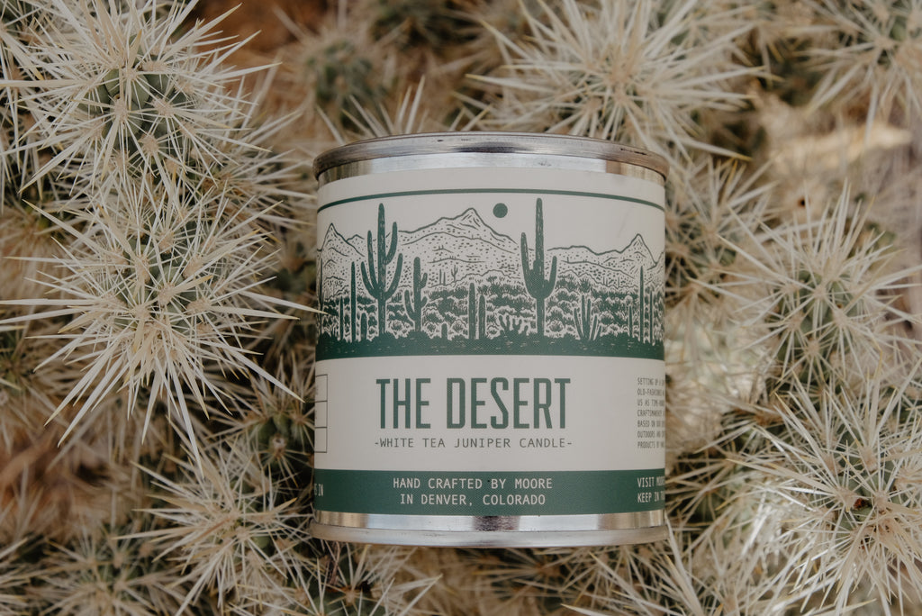 The Desert Candle