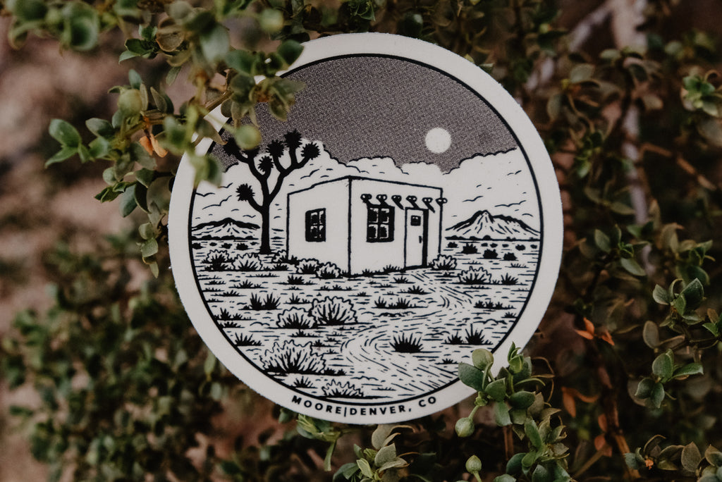 Casita Sticker