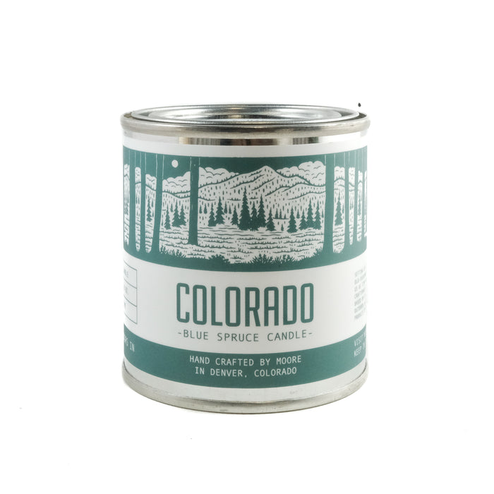 Colorado Candle