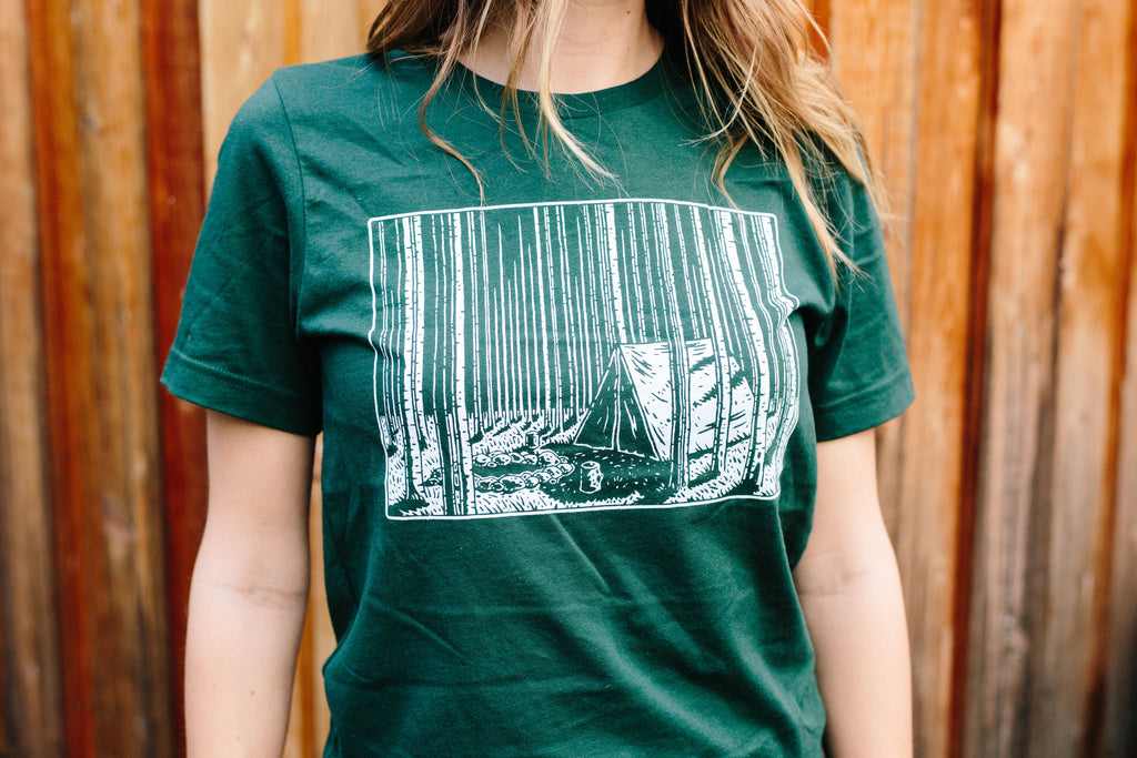 Aspens Tee-Forest