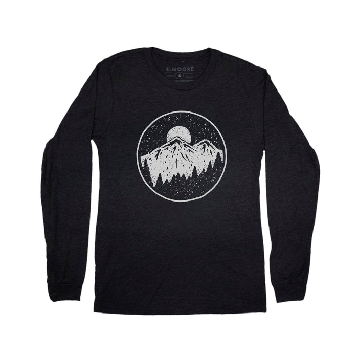Night Sky Long Sleeve Tee