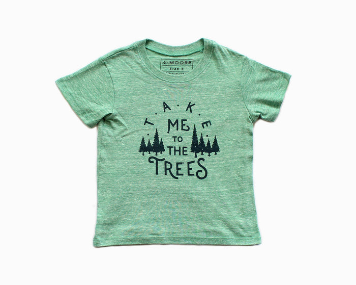 Kids Trees Tee-Heather Kelly