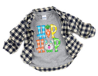 BOY INFANT Hip Hop HIGH HEAT screen print transfer start ship 1/2