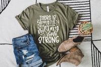 There is strong then there is military MOM strong screen print transfer