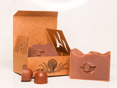 Baja Chocolate Artisan Soap