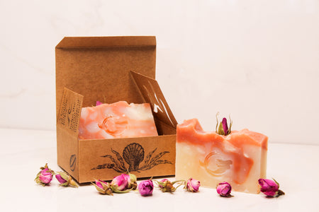 Aphrodite's Rose Soap