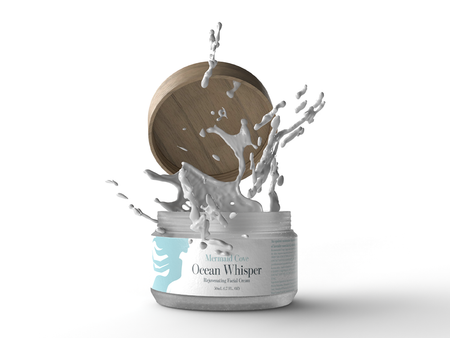 Ocean Whisper Rejuvenating Facial Cream