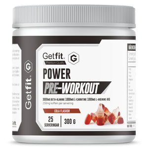 Power Pre-Workout
