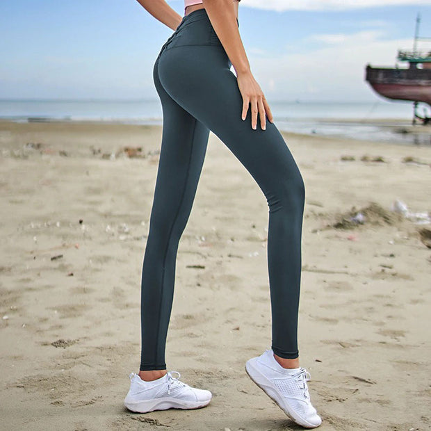 Vif leggings blue