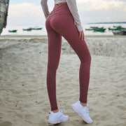 Vif leggings rose aube