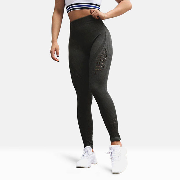 Active Seamless leggings Obsidian de Vryheid