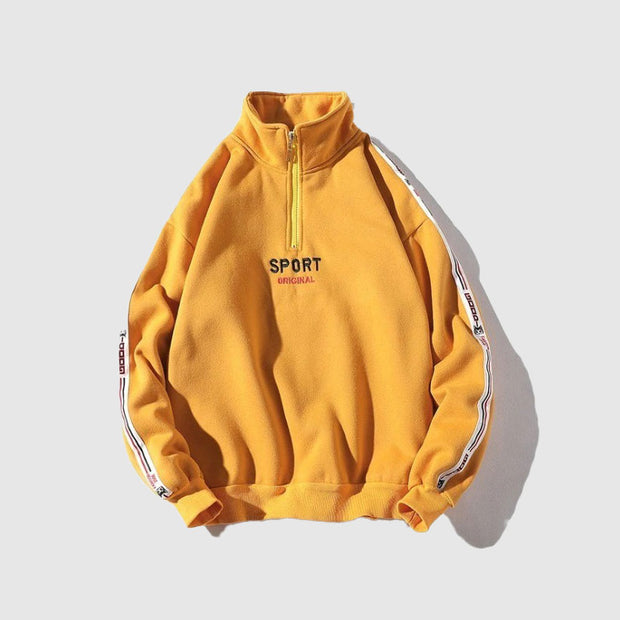 Sport original sweat-shirt yellow