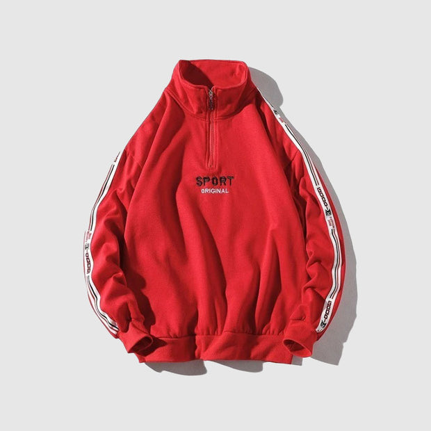 Sport original sweat-shirt red