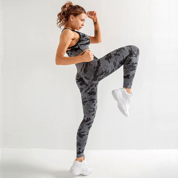Wild Active Seamless Leggings