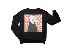 "Load image into Gallery viewer, ""TRAIN OF THOUGHT"" sweatshirt"