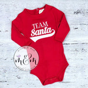 Matching Christmas Shirts | Sibling  Christmas Shirts | Funny Christmas Shirt | Rudolph the Red Nosed Reindeer | Santa is coming to town - Mickie and Mum Personalized Baby Outfits