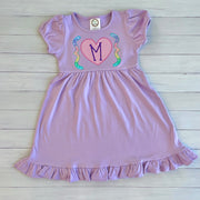 Valentine's Day Dress - Lavender Dress