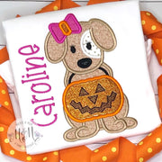 Halloween Shirt - Pumpkin Patch Shirt - Halloween Retriever Shirt