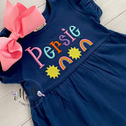 Sunshine Dress - Rainbow Dress