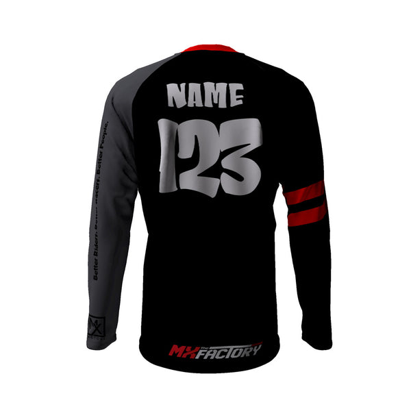 Youth 2.0 Jersey w/name-number