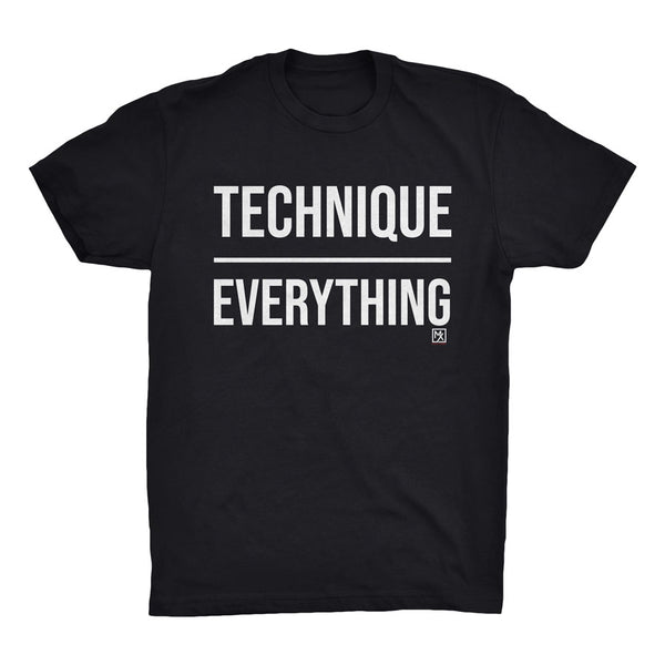 Technique Adult Tee