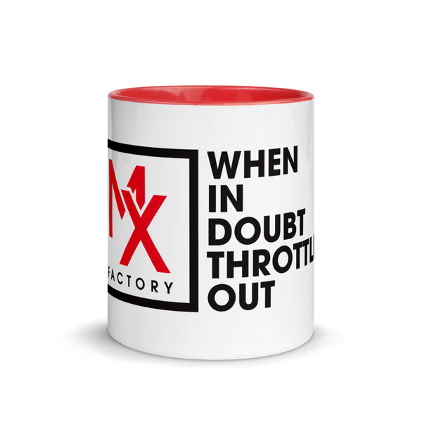 Throttle Out Color Mug
