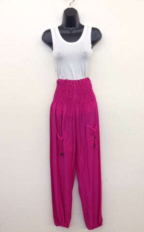 Trouser Pant- Solid Color