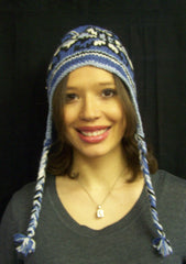 100% Wool Tradition Earflap Hat