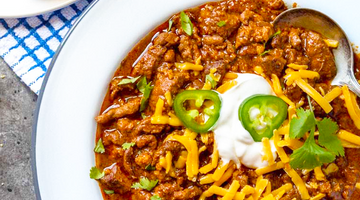 Extra Spicy Chili Con Carne