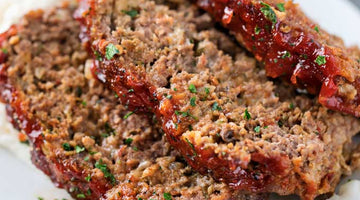 Spicy BBQ Meatloaf Recipe | Elijah's Xtreme