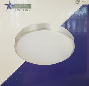 Bright Star - 24W LED PC Cover, Aluminium Frame