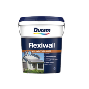 Duram - Flexiwall - All Weather Proptection - Exterior - 20L