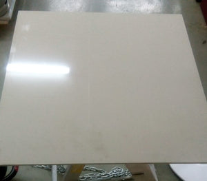 Full Body Porcelain Tile - 60 x 60 cm - Cream