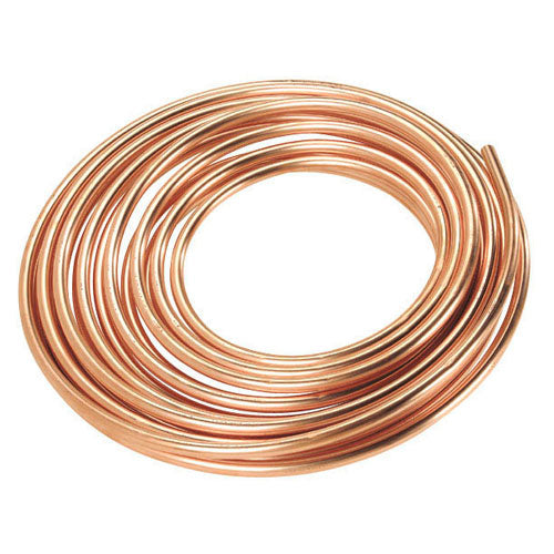 Copper Coil Tubing (Soft Drawn)