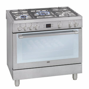DEFY - Gas Electric Range Cooker - Stainless Steel