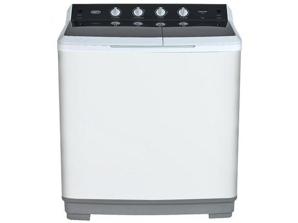DEFY - Twin Tub - DTT152 - White
