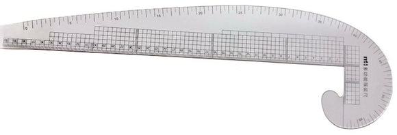 French Curve Ruler