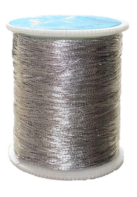 Metallic Thread - Gold / Silver - 100M Per Roll