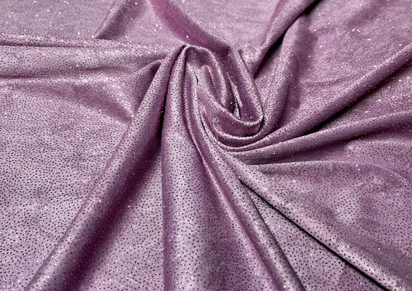 Glitter Venetian Span - Assorted Colours - 150CM