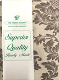 The Fabric Agency - Superior Quality Ready-made Curtain (Eyelet/Tape) - DSN350