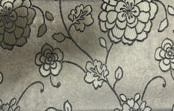 Suede Water Repellent Upholstery - Various Colours - Design 3