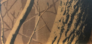 320D Waterproof Camo Canvas - Assorted Designs - 150CM