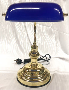 Desk Lamp Base & Shade - Design 3