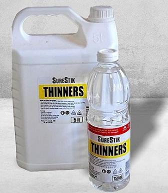 Thinners - 750ml / 5 Lt