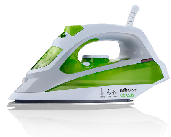 Mellerware - Celsius 1900W Steam Iron 23180