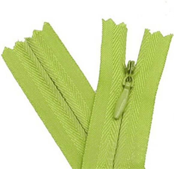 Nylon Zips - 15/20/25CM - Assorted Colours