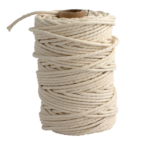 Piping (Cord) - Natural - Sold per Roll (37 Meters)